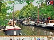 Amsterdam Hidden Objects game