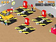 juego Frenzy Garage Car