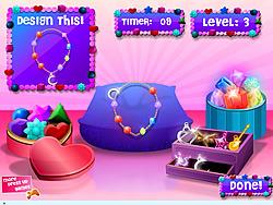 Jewelry Design Challenge game