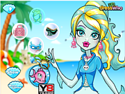 Lagoona Blue Sporty Makeover game