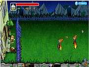 Spielen Sie das Gratis-Spiel  Cat and Zombie War