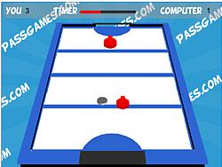 PG Air Hockey game