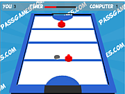 PG Air Hockey game