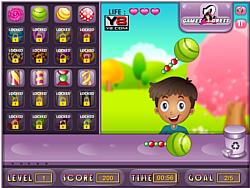 Lollipop Shop G2D game