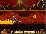Burning Path game