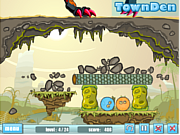 Jurassic Eggs Up game