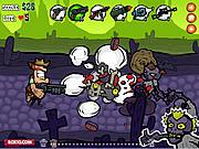 Spielen Sie das Gratis-Spiel  Zombiewest