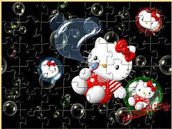 Hello Kitty Balloons na laro