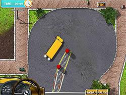 Jogar jogo grátis School Bus License 2