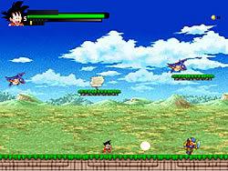 Dragon Ball Z Hightime game