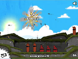 Ground Fire game