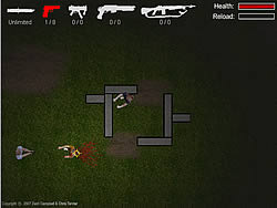 Zombies game