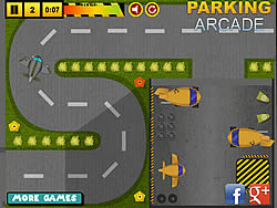juego Airport Service Parking
