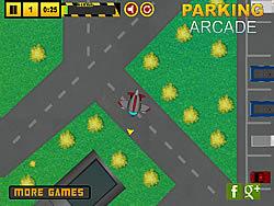 juego Airplane Hangar Parking