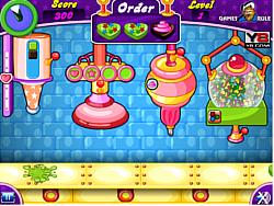 Choco Cake Maker game