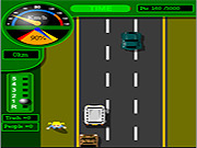 Bust A Taxi game