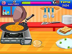 Bread Omelet game