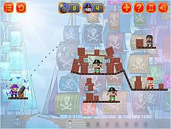 Gung Ho Pirates game