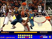 Basketball Hidden Ballsゲーム