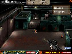 Prison Shootout game