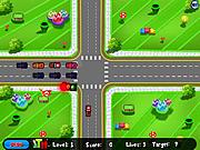 Mario World Traffic game