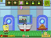 Spongebob Squarepants Krabby Patty Grabber game