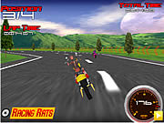 Harley Davidson Burned Roads game
