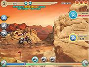 Motocross Air game