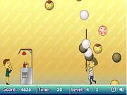 Fish Ball Strings game