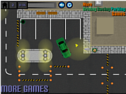 Town Obstacle Parking game