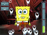 Play Spongebobs bubble bustin Game