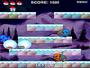 Play Snow trouble Game