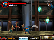 Ninja vs Zombies v2 game