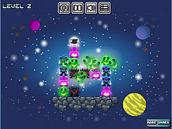 Pocket Aliens Logic game
