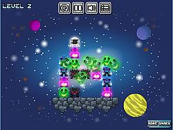 Pocket Aliens Logic game