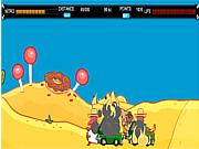 Bison Revenge game