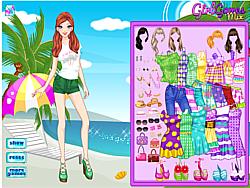 Summer Festival Fun game