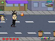 Kim Taser game