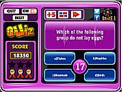 Quiz Mania game