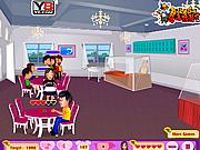 Restaurant Love Fun game