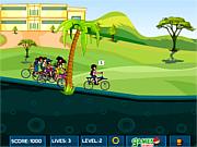 juego School Race