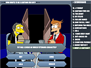 Cartoon Trivia game