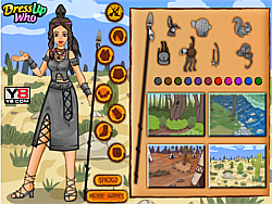 Aztec Princess game
