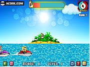 Spongebob Jet Ski game
