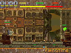 Metal Slug Defense game