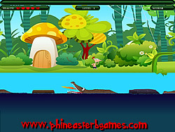 Phineas and Ferb RainForest spel