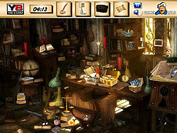 Mystery Room game