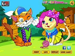 Sweet Kitten Date game