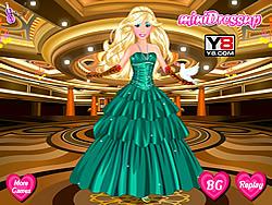 Charming Barbie Princess Makeover game