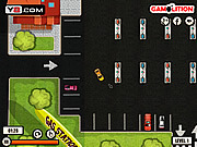 Taxi Parking Mania game